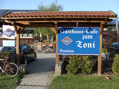 Cafe zum Toni - Pension
