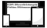 Zeigt Logo EDV-Hittmann
